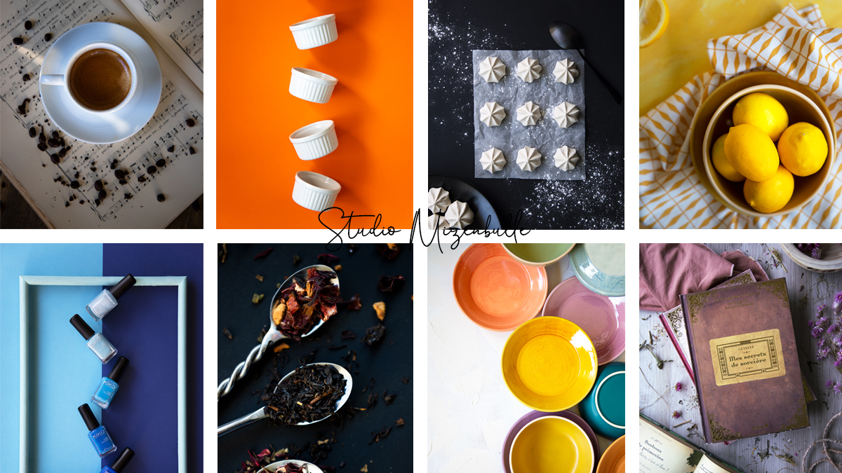 2020 en images : 1 an de stylisme et photographie